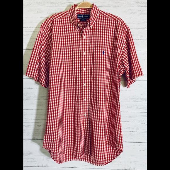 578de03dd Polo by Ralph Lauren Shirts | Ralph Lauren Polo Checkered Shirt ...